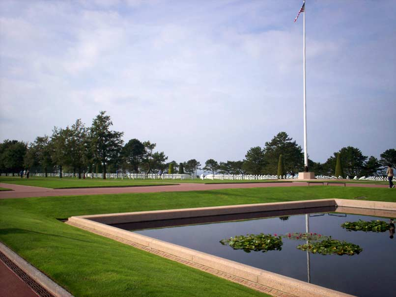 US Military Colleville (American Military Cemetery)